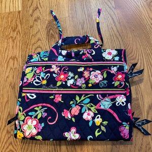 VERA BRADLEY Hanging Travel Cosmetic Bag Organizer